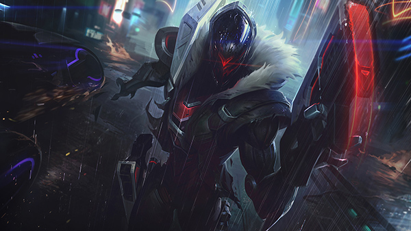 jhin project