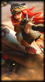 Road Warrior Miss Fortune_new loading